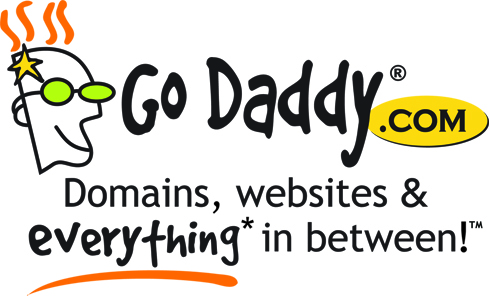 Our prefered domain registrar and hosting solution – GoDaddy