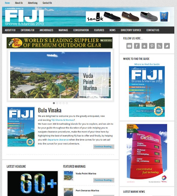 FIJI Shores & Marinas