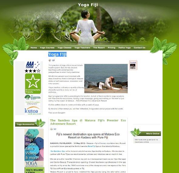 YogaFiji.com
