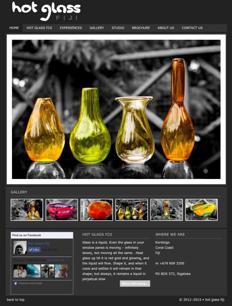 HotGlassFiji.com