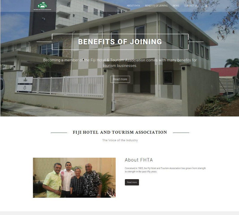 Fiji Hotel & Tourism Association