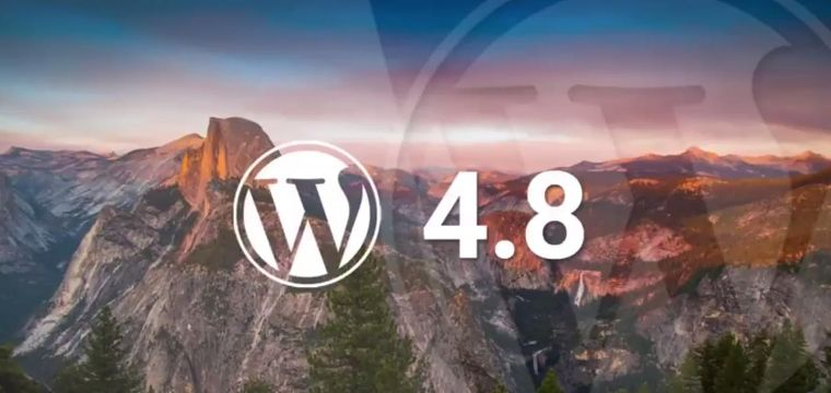 What's new in EVANS WordPress 4.8 ?