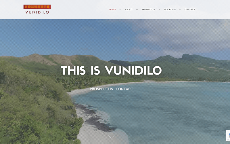Vunidilo website