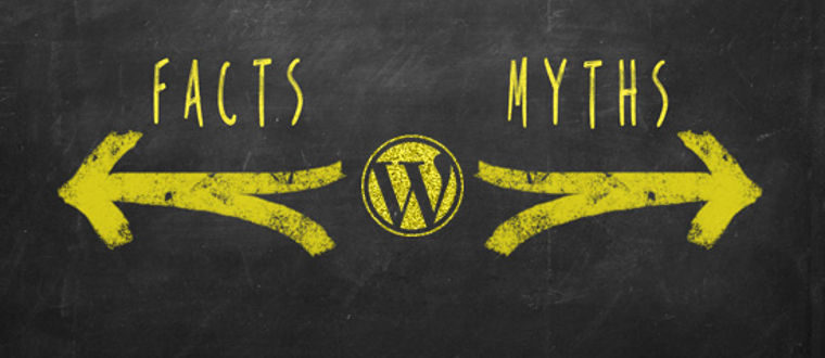 5 Common WordPress Myths Poo-Poo'd